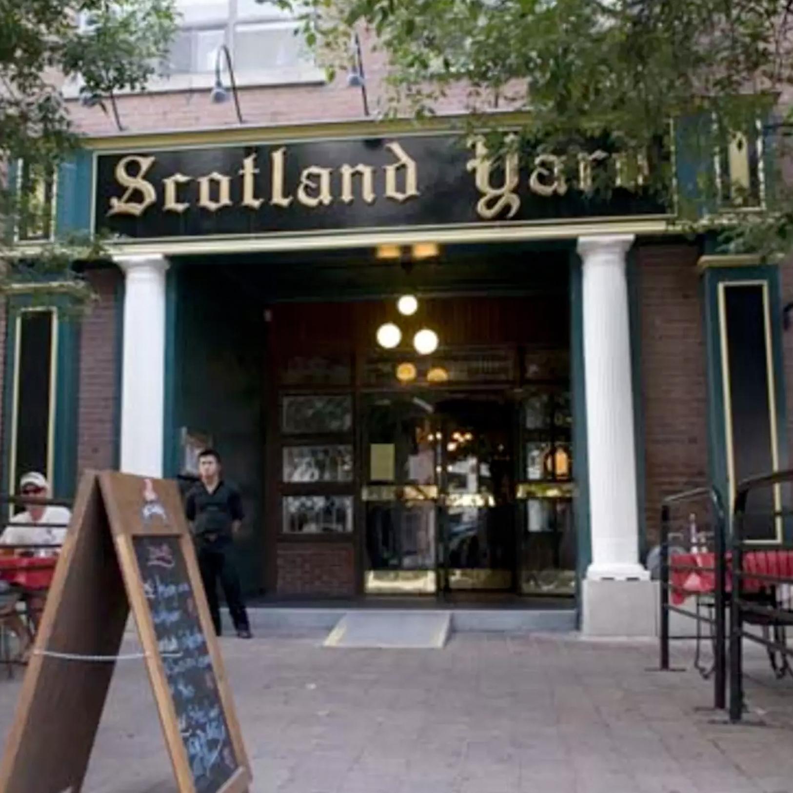 SCOTLAND YARD BAR