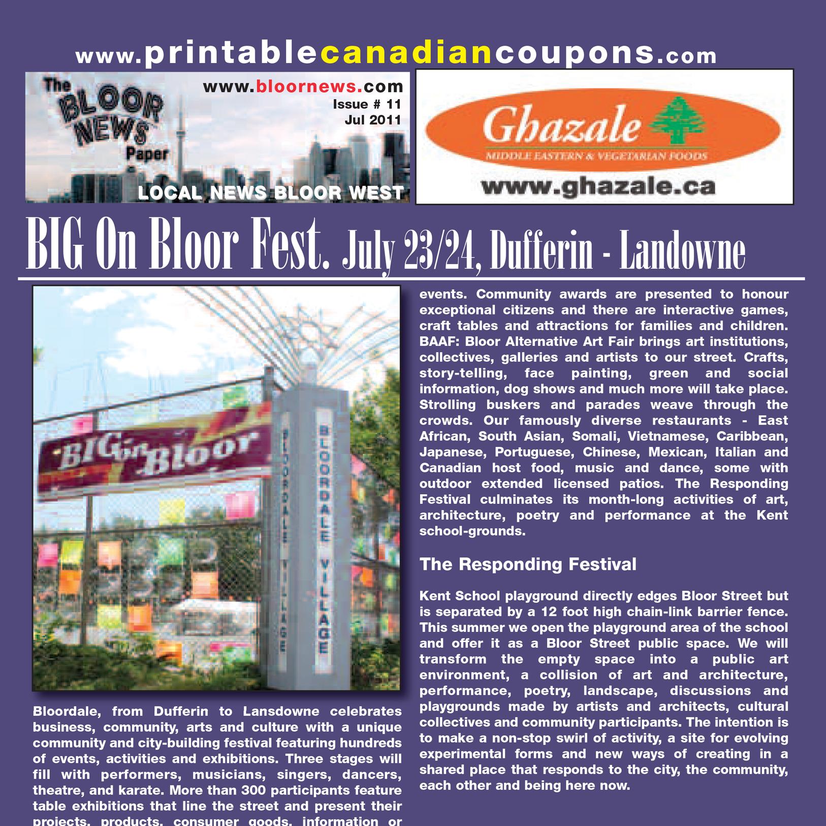 Bloor News